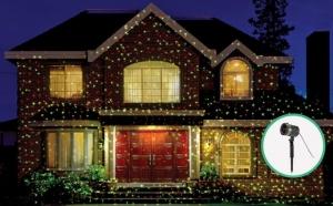 Laser lumini de gradina pentru exterior