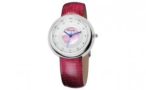 Ceas dama Kimio TG020 red