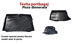 Covor portbagaj tavita Audi A4 B9