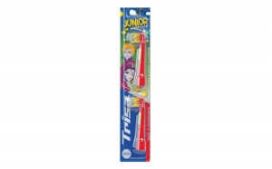 Set rezerve periuta de dinti Junior Plaque Clean