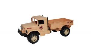 Camion Militar de transport ,Roben, 33 cm , 3 ani +