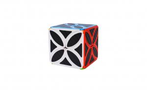 Cub Rubik Jiehui Clover, Stikere din