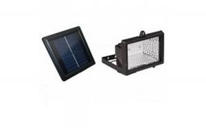 Proiector cu led si lampa solara reincarcare automata