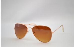 Ochelari de soare Aviator  - Maro/Gold la doar 25 RON in loc de 50 RON