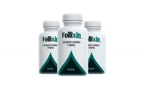 Follixin – o solutie pentru caderea parului