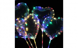 Baloane in forma de inima