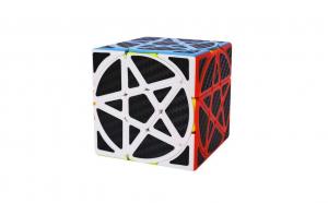 Cub Rubik Jiehui Pentacle, Stikere din