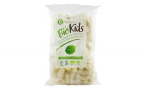BioKids - Pufuleti BIO cu spanac, 55 g