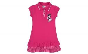 Rochita Polo, Disney, fucsia, 6 ani,, Haine pentru copii