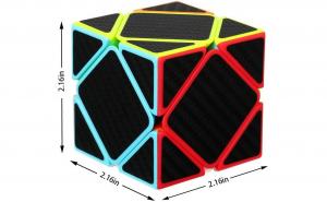 Cub Rubik Yisheng  Skewb, Fibra de