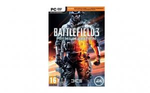 Battlefield 3 Premium Pack pentru PC (5 expansion packs), la doar 60 RON in loc de 120 RON. Livrare instant pe email!