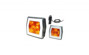 Lampa semnalizare cu pozitie LED FT-125