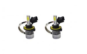 Set 2 LED-uri Auto C6 H13 72W, 6500k