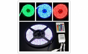 Banda LED multicolora