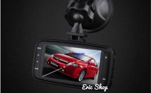 Camera video auto GS8000L HD + Card de memorie MicroSD HC 32 GB, la 199 RON in loc de 390 RON