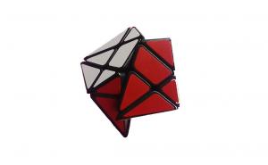 Cub Rubik 3x3x3  Jiehui Axis , Black,