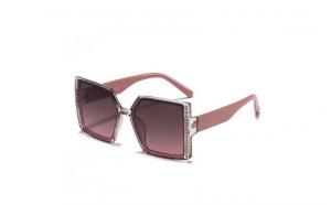 Ochelari Roz cu Strasuri