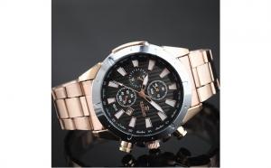Ceas AL072 - black, la doar 79 RON in loc de 158 RON