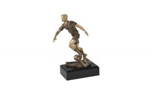 Trofeu - Figurina fotbal, Vara pasionatilor de fotbal