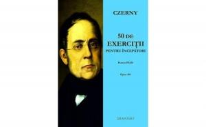 50 de exercitii pt. incepatori, autor Carl Czerny