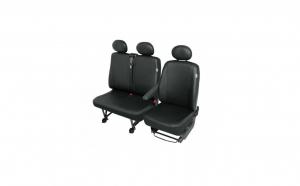 Huse scaune din piele Fiat Ducato 3 locu