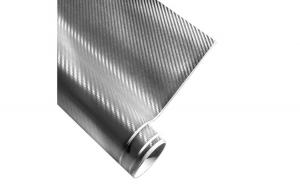 Autocolant folie fibra de carbon 3D
