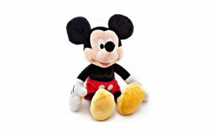 Jucarie Mickey Mouse din plus - 12 cm