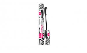 Rimel Eveline Cosmetics Mega Size Lashes Mascara, negru