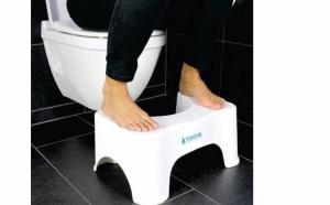 Taburet WC impotriva constipatiei si hemoroizilor, FizioTab, 3 buc