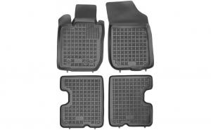 Covoare / Covorase / Presuri cauciuc stil tip tavita DACIA Duster I 2009-2013 Pre-Facelift - REZAW PLAST