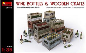 1:35 Wine Bottles
