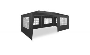 Pavilion gradina cu pereti laterali