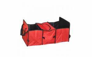 Organizator portbagaj cu compartiment