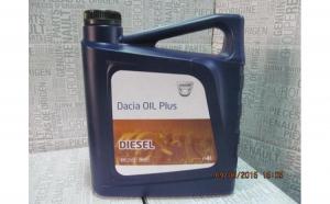 ULEI Motor 10W40 Dacia Oil Plus Diesel 4L ORIGINAL 6001999710