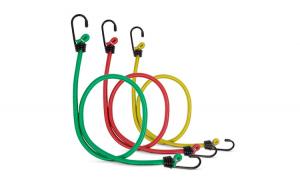 Set cordeline elastice - 2 buc x 45 - 60 - 80 cm GLZ-55713