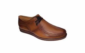 Pantof-mocasin din piele naturala moale