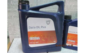 ULEI Motor 10W40 Dacia Oil Plus Extra 4L ORIGINAL 6001999712