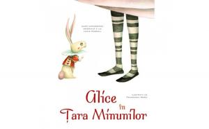 Basme ilustrate: Alice in Tara Minunilor