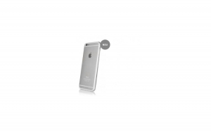 Husa ultra slim transparenta pentru iPhone 6, la 39 RON in loc de 78 RON