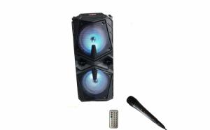 Boxa portabila 90WPMPO cu microfon
