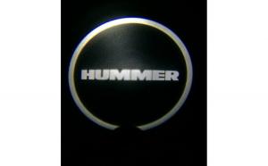 Proiectoare Portiere cu Logo Hummer -