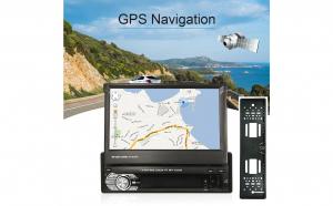 Dvd Auto retractabil, GPS, camera numar