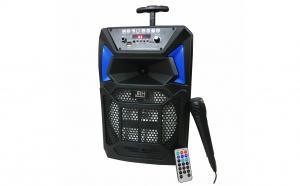 Boxa portabila JRH cu Bluetooth, AUX-in,