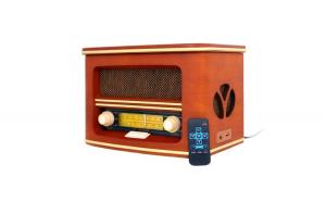 RESIGILAT Radio Retro Vintage, Carcasa