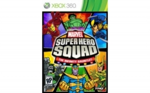 Marvel Super Hero Squad: Infinity Gauntlet (Xbox)