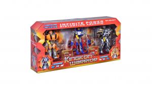 Roboti Transformers ATS 3 roboti care se transforma in masini, 3 roboti