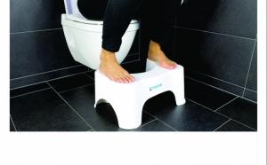 Taburet fiziologic pentru WC