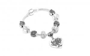 Bratara Charm Tree of Life cu talismane