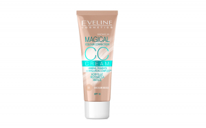 Crema coloranta, Eveline Cosmetics, CC