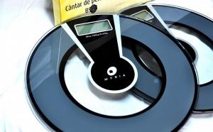 Cantar persoane MYRIA capacitate 180 kg + Cadou Surpriza, la doar 62 RON In loc de 125 RON